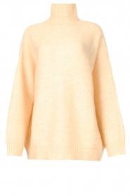American Vintage |  Oversized knitted sweater Zabidoo | natural  | Picture 1