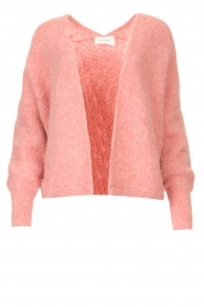 American Vintage |  Knitted sweater East | light pink  | Picture 1