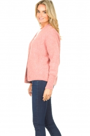 American Vintage |  Knitted sweater East | light pink  | Picture 6