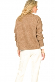 American Vintage    Knitted cardigan East   taupe    Picture 7