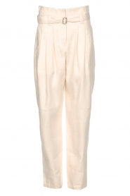 IRO |  Linen trousers Margate | ecru  | Picture 1