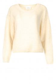 American Vintage |  Knitted sweater East | naturel  | Picture 1