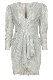 IRO |  Draped metallic dress | Daz  | Picture 1
