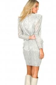 IRO |  Draped metallic dress | Daz  | Picture 7