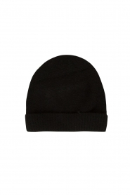 American Vintage |  Knitted hat Zabidoo | black  | Picture 1
