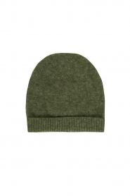 American Vintage |  Knitted hat Zabidoo | green  | Picture 1