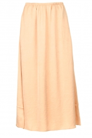 American Vintage |  Acetate midi skirt with pockets Widland | nude  | Picture 1
