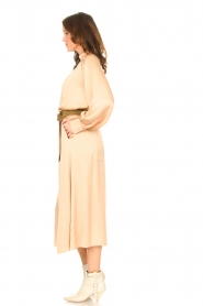 American Vintage |  Acetate midi skirt with pockets Widland | nude  | Picture 5