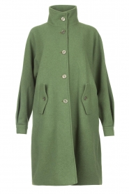 American Vintage    High collar jacket Abel   green    Picture 1