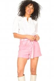 ba&sh    Cotton sailor blouse Iseut   white    Picture 2