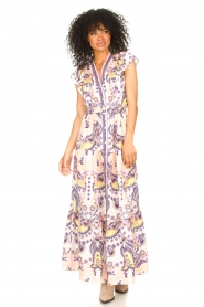 Hale Bob |  Maxi dress with print Ora | multi  | Picture 4