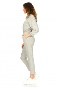 American Vintage |  Cotton jogging jumpsuit Oming | grey  | Picture 5