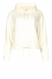 American Vintage |  Sweater with drawstring Pablito | natural   | Picture 1