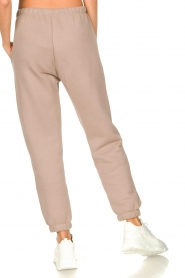 American Vintage |  Sweatpants with drawstring Ikatown | brown  | Picture 7