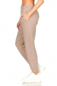 American Vintage |  Sweatpants with drawstring Ikatown | brown  | Picture 6