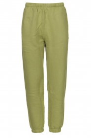 American Vintage |  Sweatpants with drawstring Ikatown | green