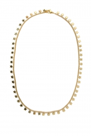 Prayer Accessories |  Necklace with stars Liv | gold  | Picture 1