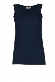 American Vintage |  Sleeveless top Jacksonville | navy  | Picture 1