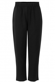 Second Female |  Tapered pants Nukani | black  | Picture 1