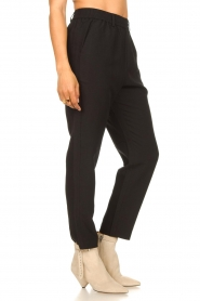 Second Female |  Tapered pants Nukani | black  | Picture 6