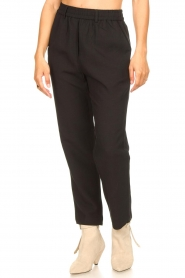 Second Female |  Tapered pants Nukani | black  | Picture 5