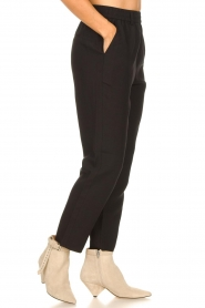 Second Female |  Tapered pants Nukani | black  | Picture 7