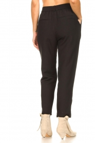 Second Female |  Tapered pants Nukani | black  | Picture 8