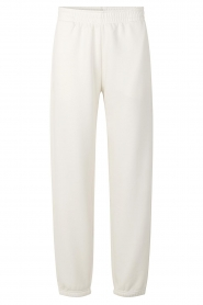 Second Female |  Basic sweatpants Miami | white  | Picture 1