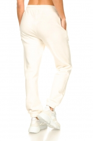Second Female |  Basic sweatpants Miami | white  | Picture 7