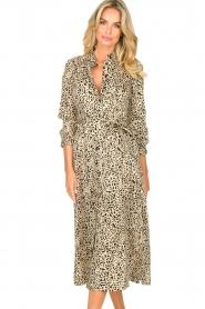 Second Female |  Printed dress Sevilla   | Picture 4