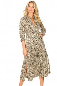 Second Female |  Printed dress Sevilla   | Picture 5
