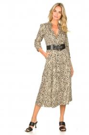 Second Female |  Printed dress Sevilla   | Picture 3