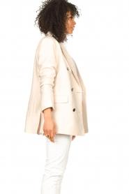 Second Female |  Linen blazer Lia | beige  | Picture 7