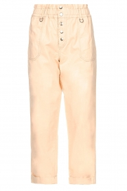 Magali Pascal |  Paperbag ankle pants Jackson | nude  | Picture 1