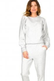 Est-Seven |  Sweatshirt Vetements | grey  | Picture 2