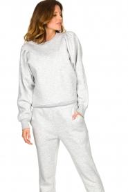 Est-Seven |  Sweatshirt Vetements | grey  | Picture 4