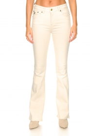 Lois Jeans :  L34 High waist flared jeans Raval | natural - img4