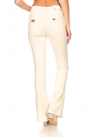 Lois Jeans :  L34 High waist flared jeans Raval | natural - img6