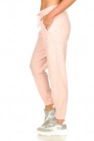 American Vintage    Merino wool sweatpants Tadbow   baby pink    Picture 5