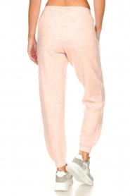 American Vintage    Merino wool sweatpants Tadbow   baby pink    Picture 6