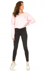 American Vintage |  Knitted sweater Damsville | baby pink  | Picture 3