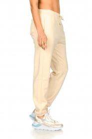 Second Female |  Cotton sweatpants Carmella | nude   | Picture 4