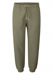 Second Female |  Cotton sweatpants Carmella | green  | Picture 1