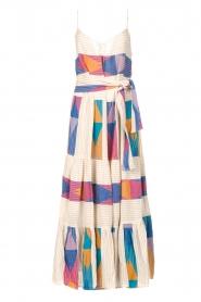Devotion |  Cotton maxi dress with print Bracken | natural  | Picture 1