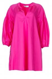 Devotion |  Popeline dress Maro | pink  | Picture 1