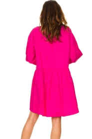 Devotion |  Popeline dress Maro | pink  | Picture 6