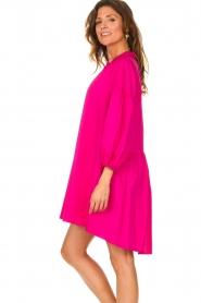 Devotion |  Popeline dress Maro | pink  | Picture 5