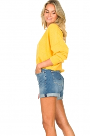 American Vintage |  Knitted sweater Damsville | mango  | Picture 5