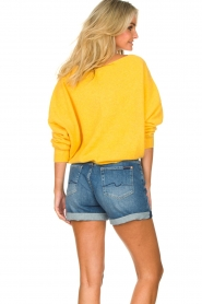 American Vintage |  Knitted sweater Damsville | mango  | Picture 7