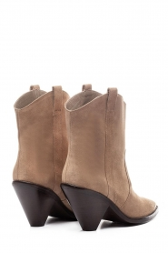 Toral |  Suede ankle boots Elisio | beige  | Picture 4
